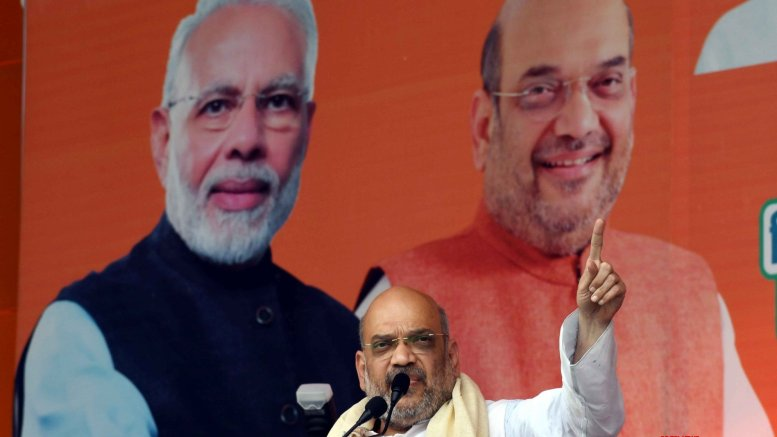 Congress moves SC over EC inaction against Modi, Shah