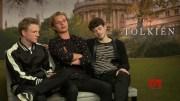 Tolkien    Patrick Gibson, Tom Glynn-Carney & Anthony Boyle Junket Interview    #SocialNews.XYZ  (Video)