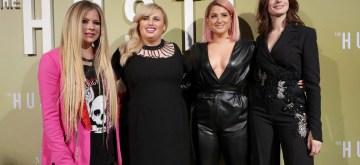 Avril Lavigne, Rebel Wilson, Meghan Trainor, Anne Hathaway
