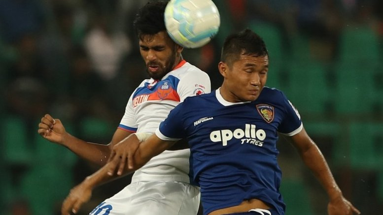 Jerry Lalrinzuala signs new multi-year deal with Chennaiyin FC