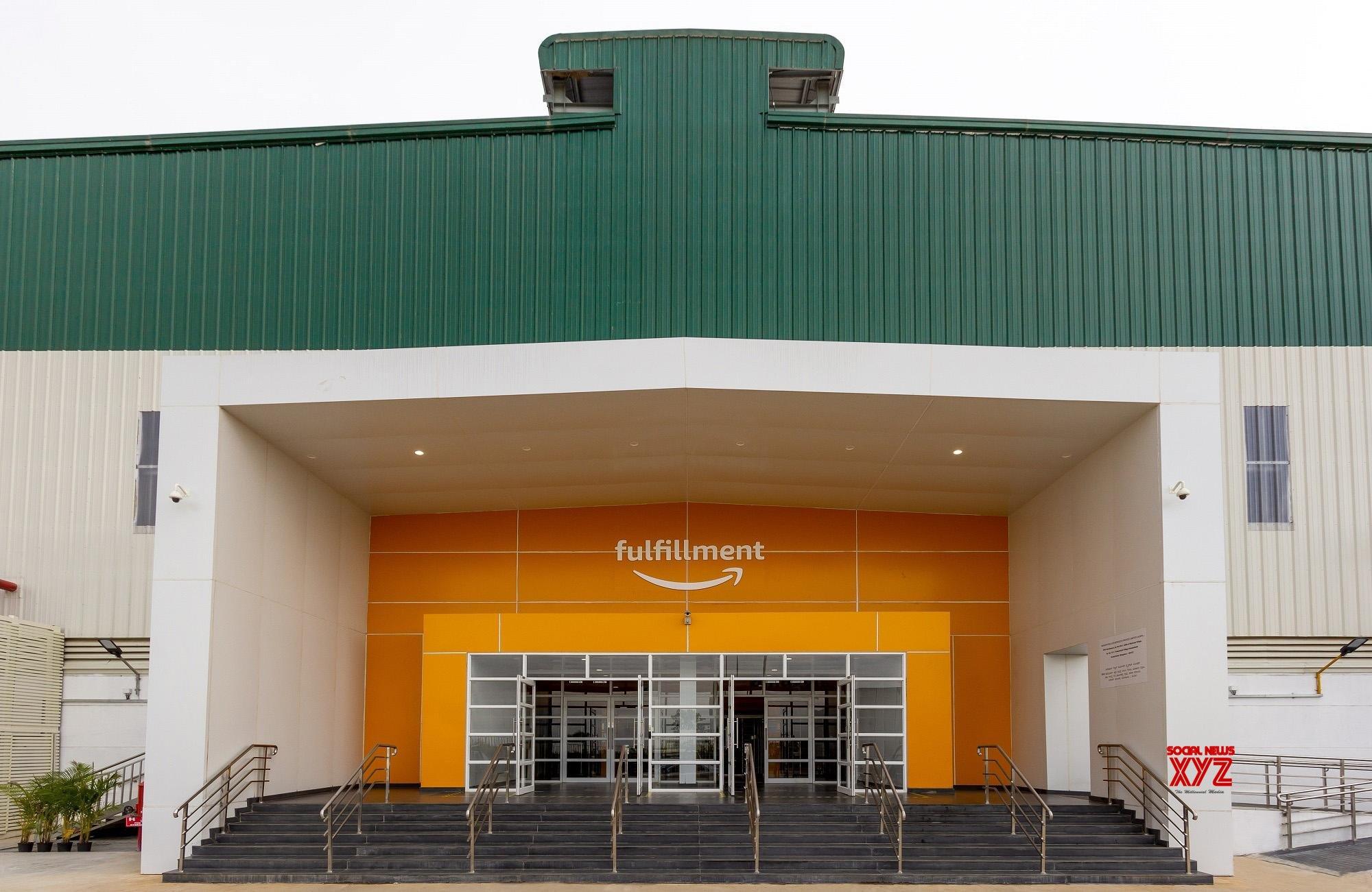 Amazon launches new fulfilment centre in Maharashtra