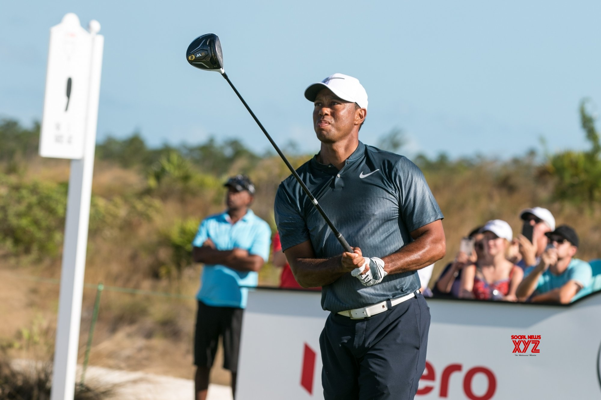 Tiger Woods equals record, has sights on 2020 Olympics