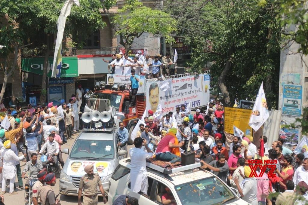 Image result for lok sabha election campaign bhagwant mann