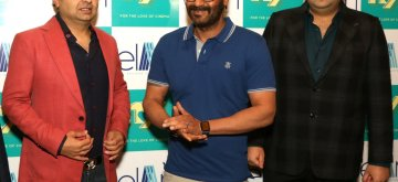 New Delhi: Actor Ajay Devgn during a press conference in New Delhi on May 15, 2019. (Photo: Amlan Paliwal/IANS)
