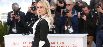 CANNES, May 15, 2019 (Xinhua) -- Actress Chloe Sevigny poses for photos during the 72nd Cannes Film Festival in Cannes, France, May 15, 2019. The 72nd Cannes Film Festival is held here from May 14 to 25. (Xinhua/Gao Jing/IANS)