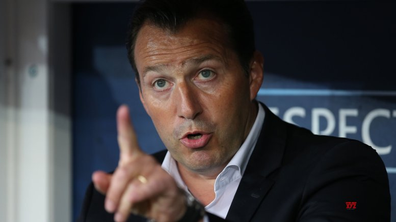 Former Iran football coach Marc Wilmots files complaint