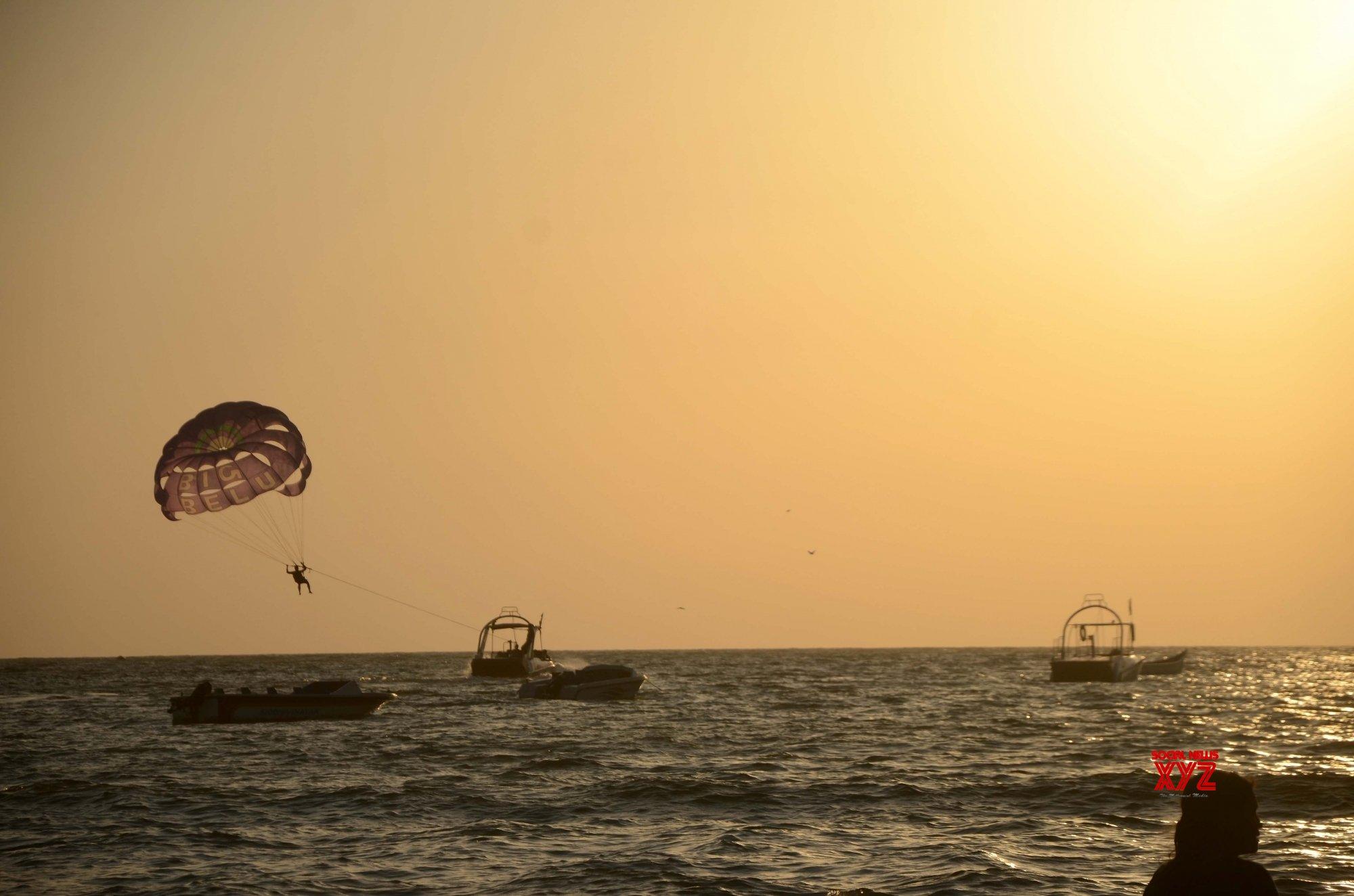Malvan (Maharashtra): Paragliding #Gallery