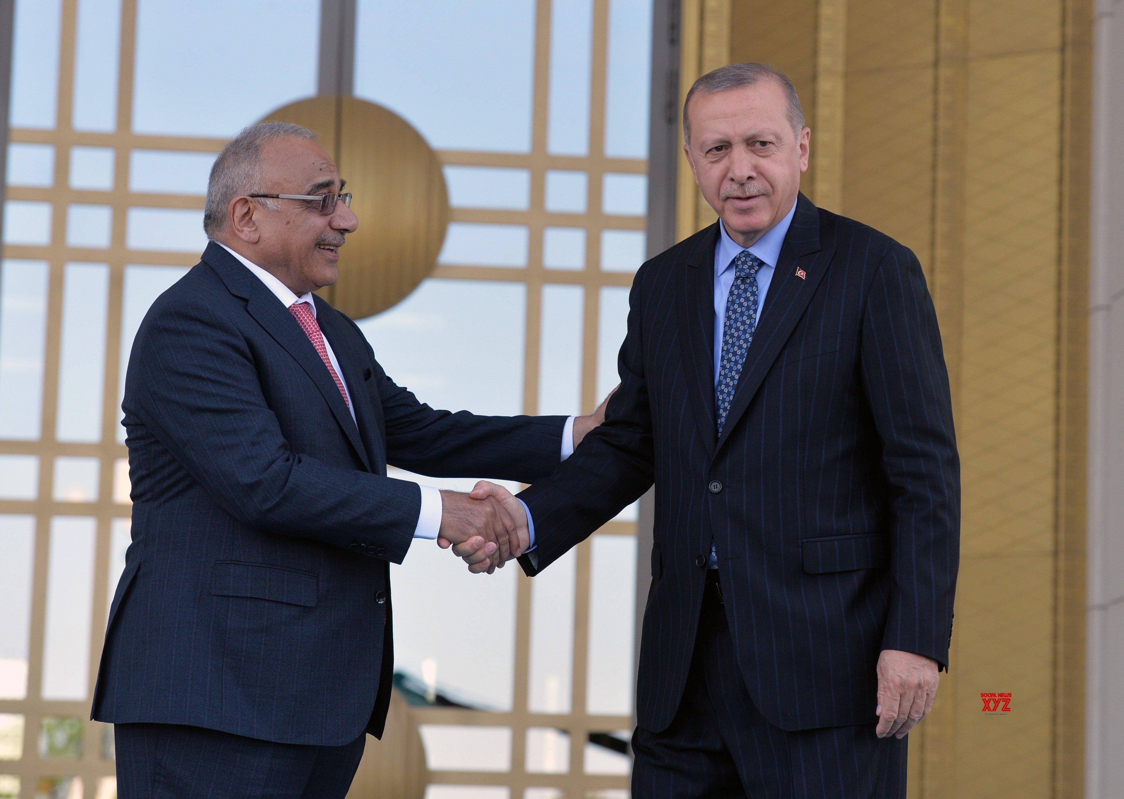 TURKEY - ANKARA - IRAQ - PM - VISIT #Gallery