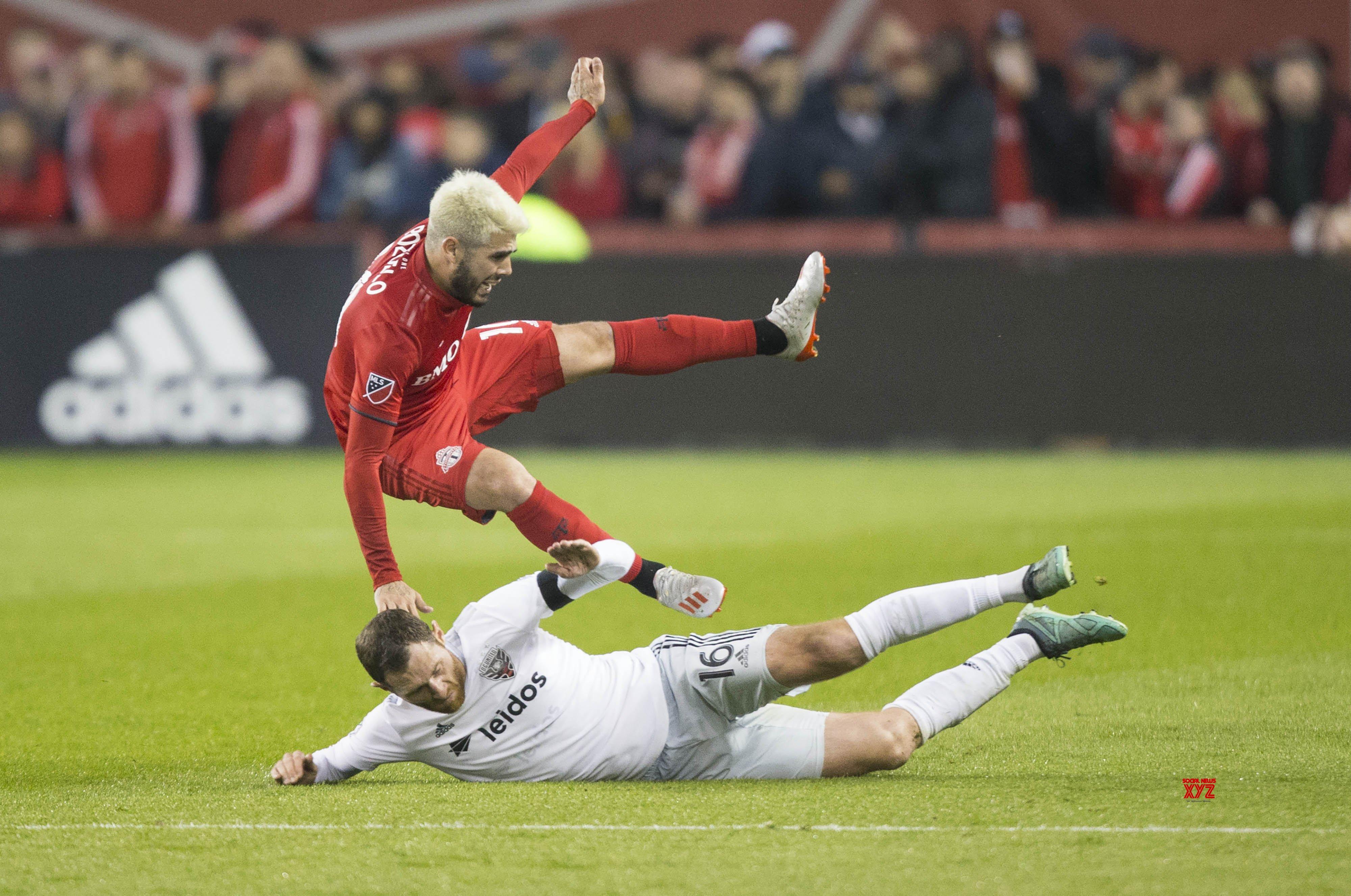 CANADA - TORONTO - SOCCER - MLS - TORONTO FC VS D.C. UNITED #Gallery