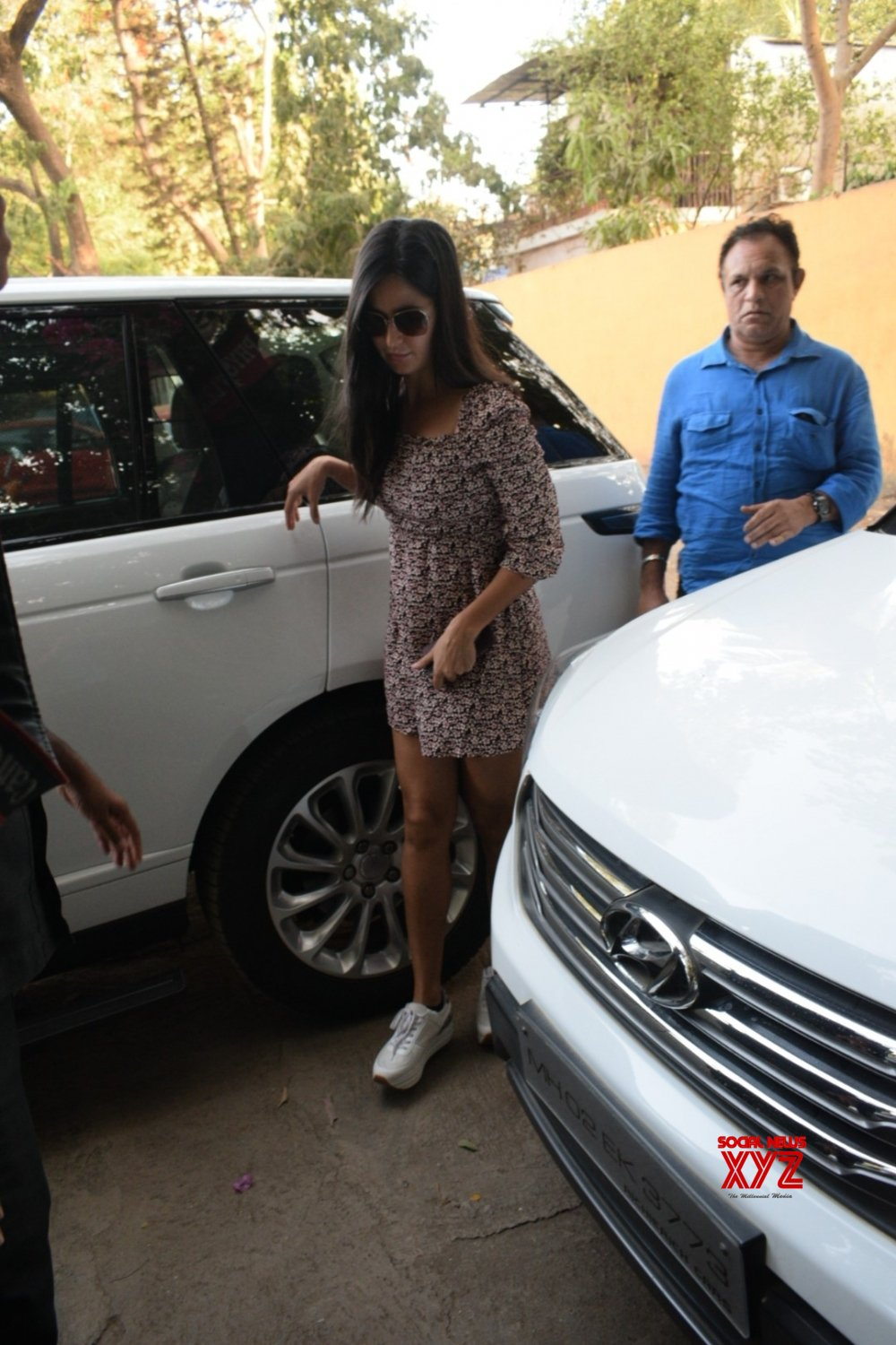 Mumbai:Katrina Kaif seen at Versova #Gallery