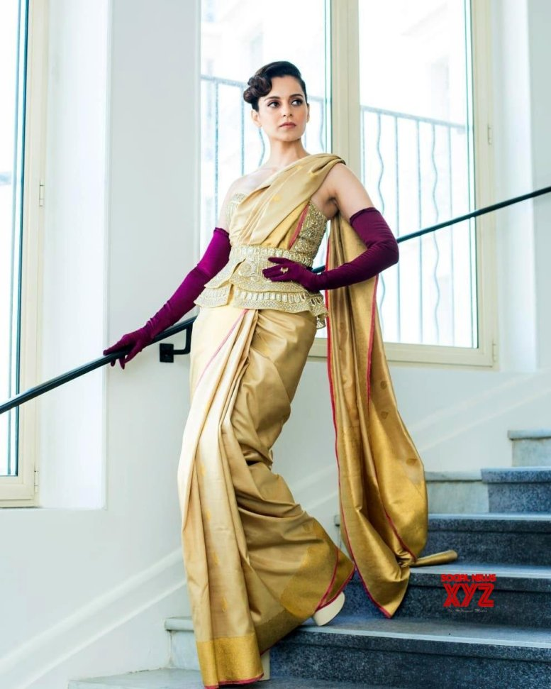 Nationalism is very spiritual: Kangana Ranaut at Cannes