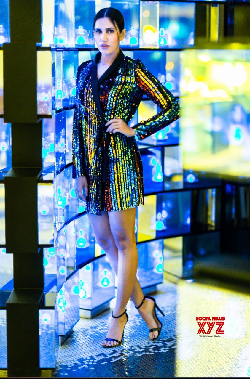 Actress Sonnalli Seygal Glam Stills