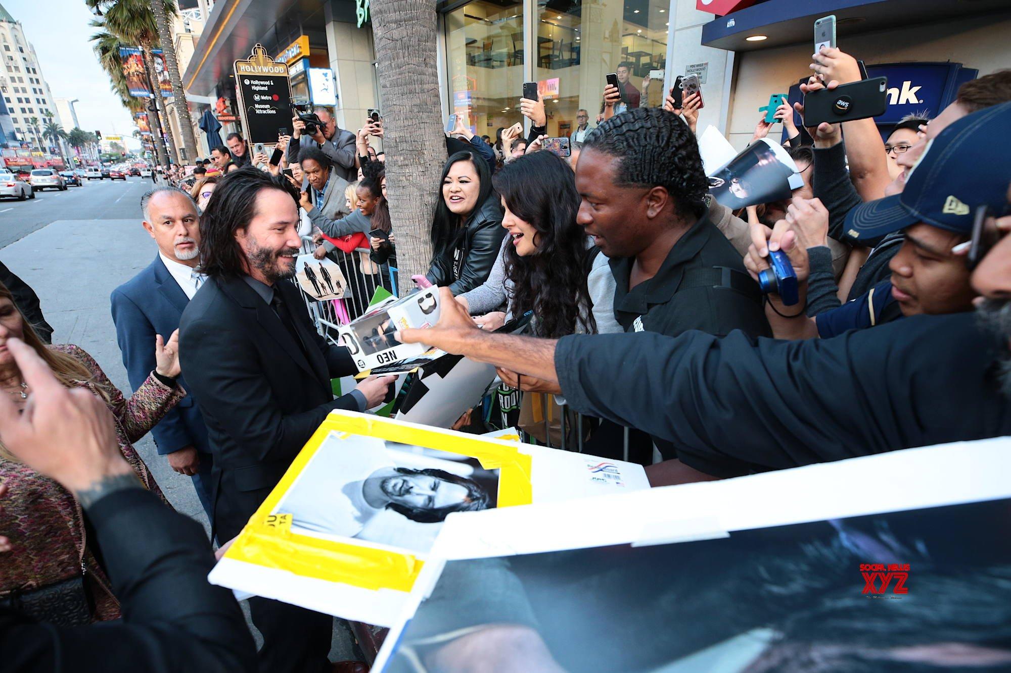 John Wick: Chapter 3 - Parabellum Movie LA Special Screening HD Stills