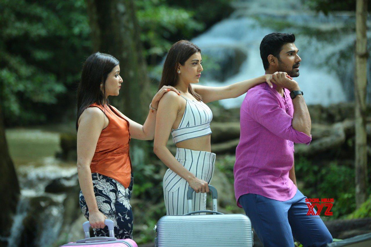 Sita Movie Working Stills Set 3