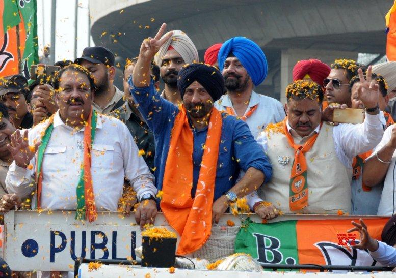 I am not here for vendetta politics: Sunny Deol