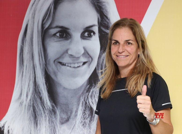 Running best for fitness: Spain's ex-tennis star Arantxa