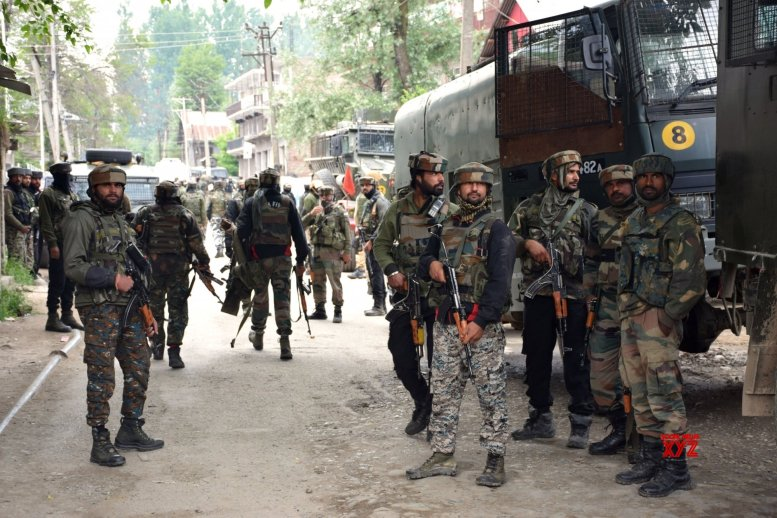 6 militants, soldier among 8 killed in three Valley gunfights