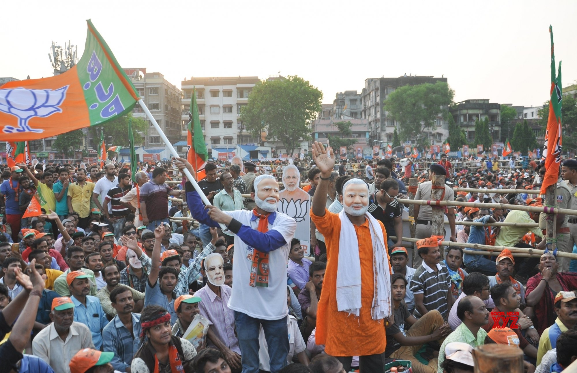 Final phase of campaigning ends in Bengal
