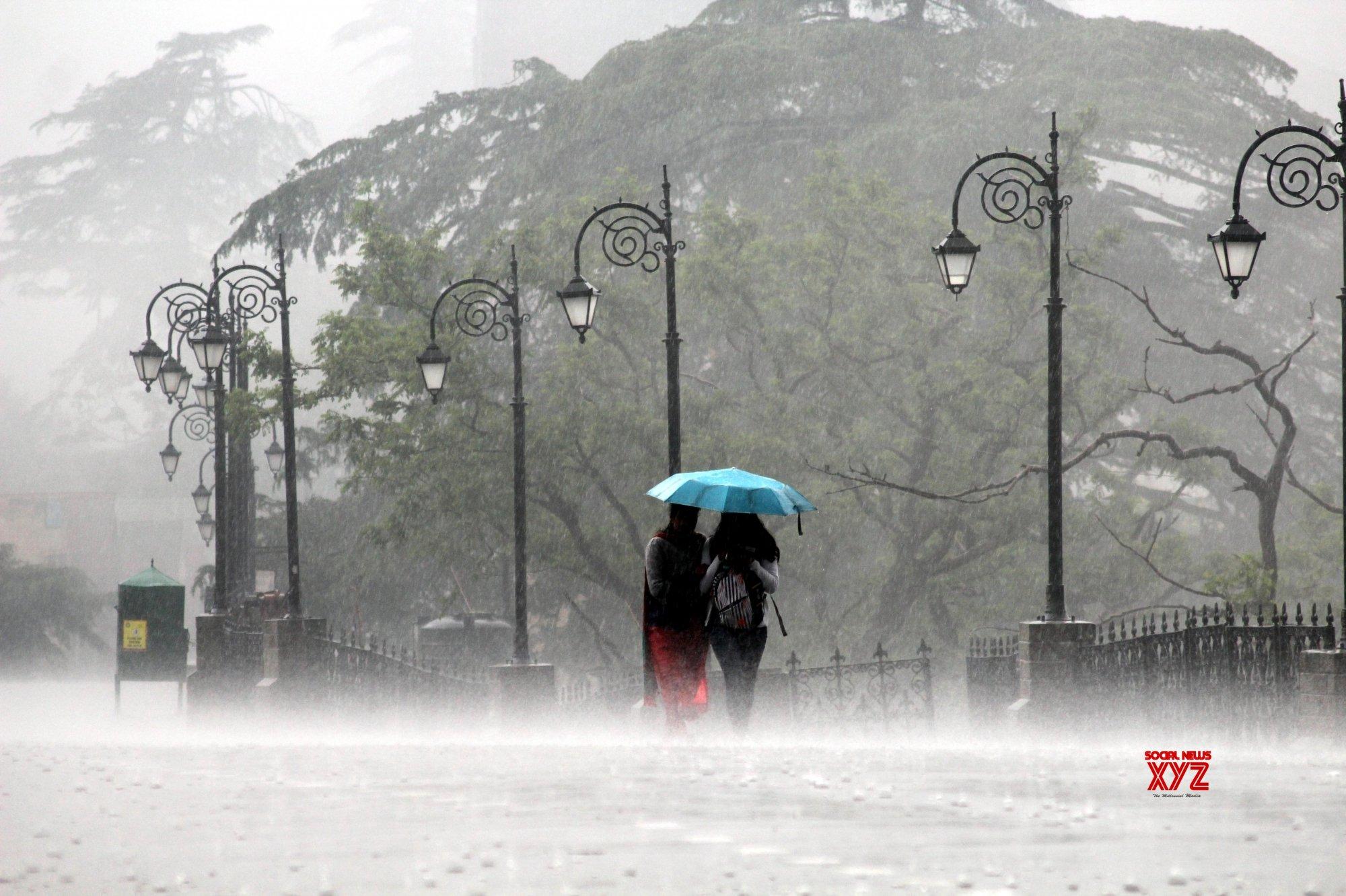 Shimla: Rains #Gallery