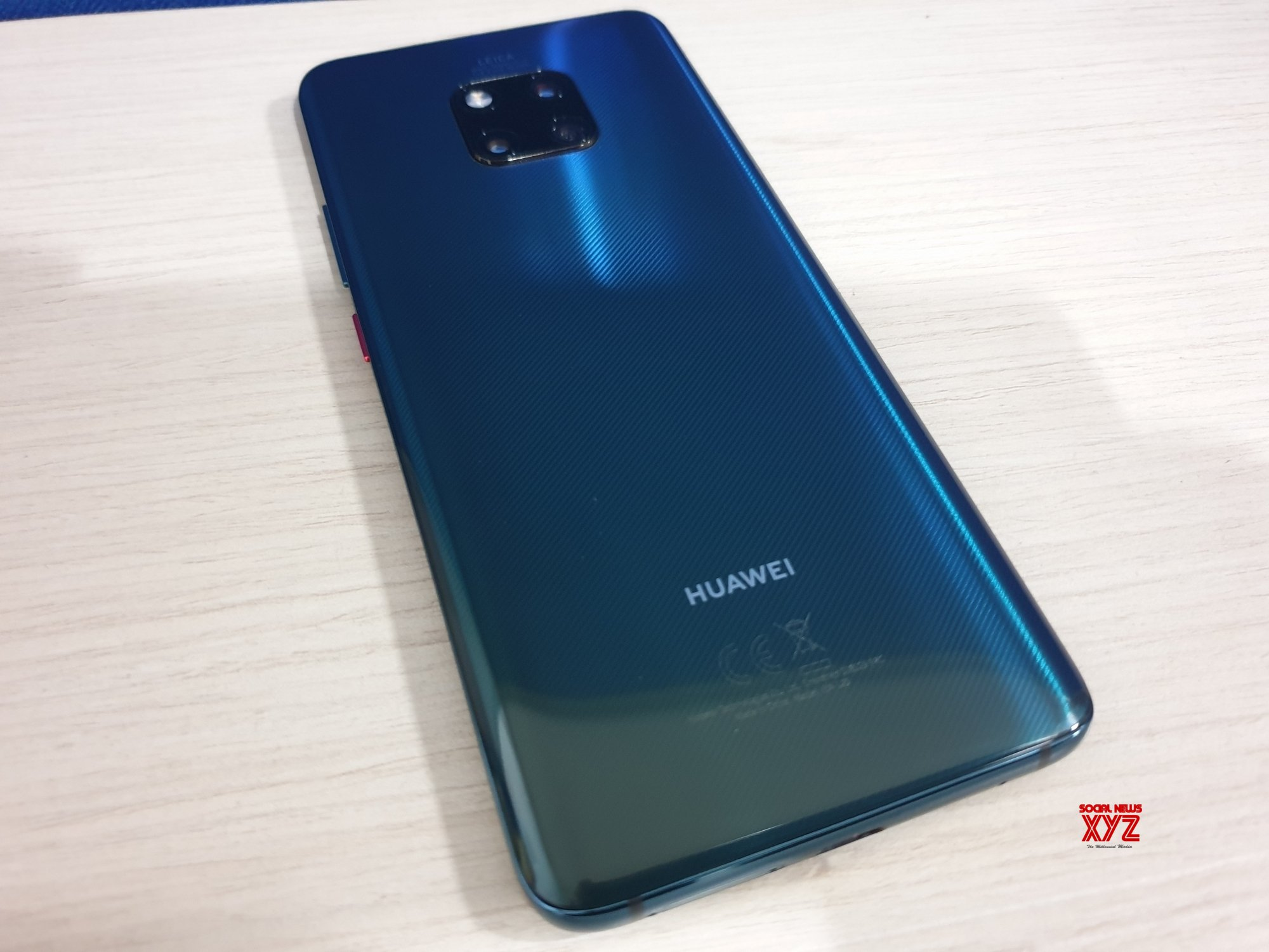 Huawei Mate 20 X 5G announced, coming to the United Kingdom in June