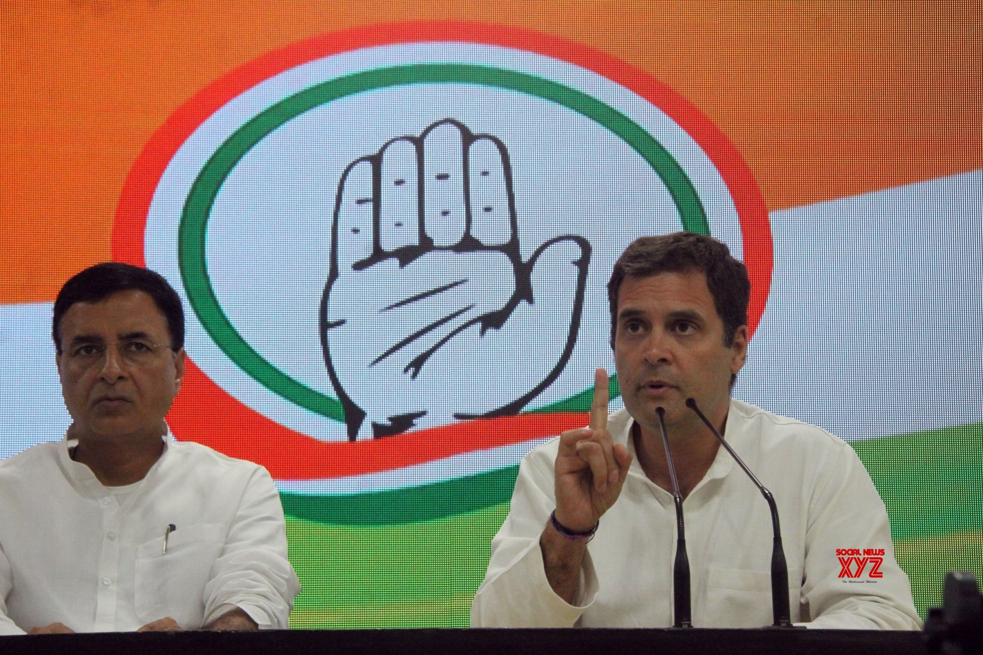 New Delhi: Rahul Gandhi's press conference (Batch - 3) #Gallery