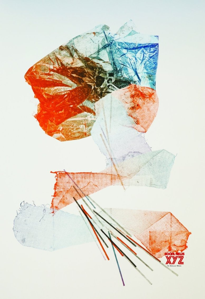 Printmaker's exhibited art says life is balancing act