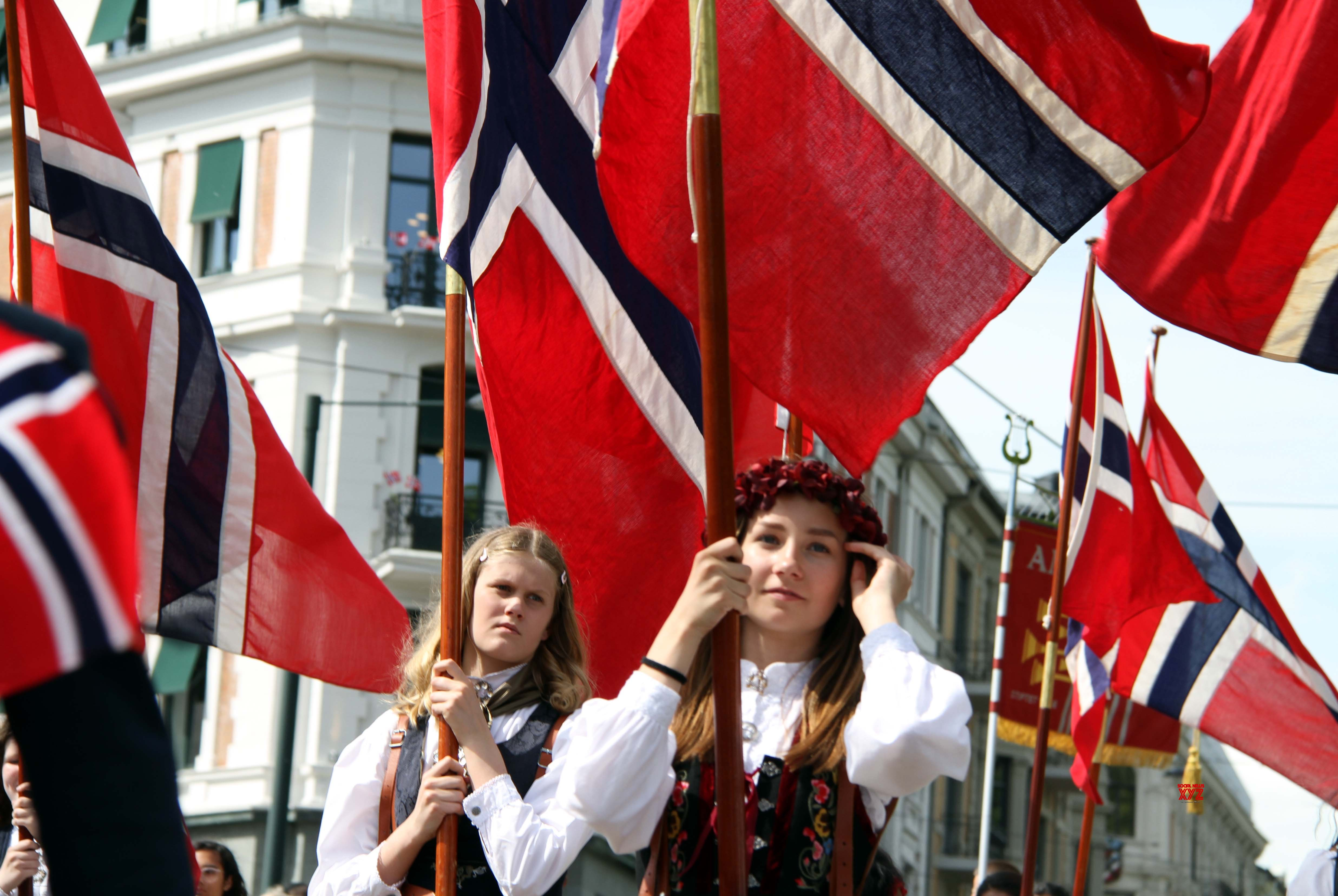 NORWAY - OSLO - CONSTITUTION DAY #Gallery