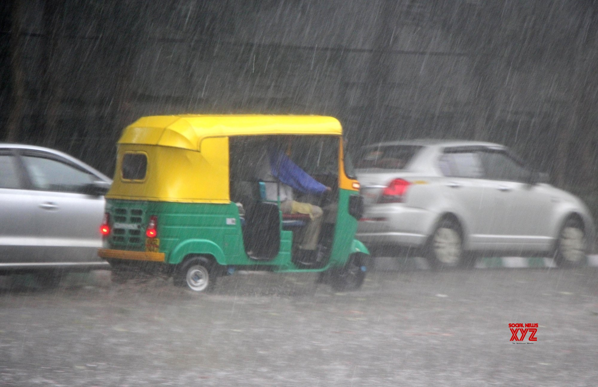 Bengaluru: Rains #Gallery