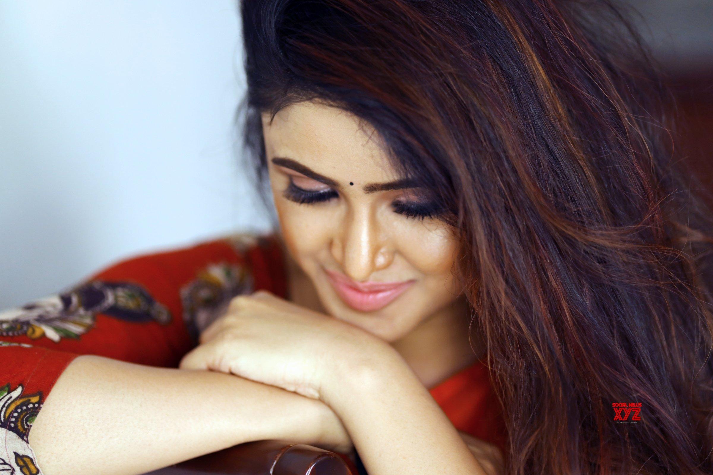Actress Sony Charishta Latest Glam HD Stills