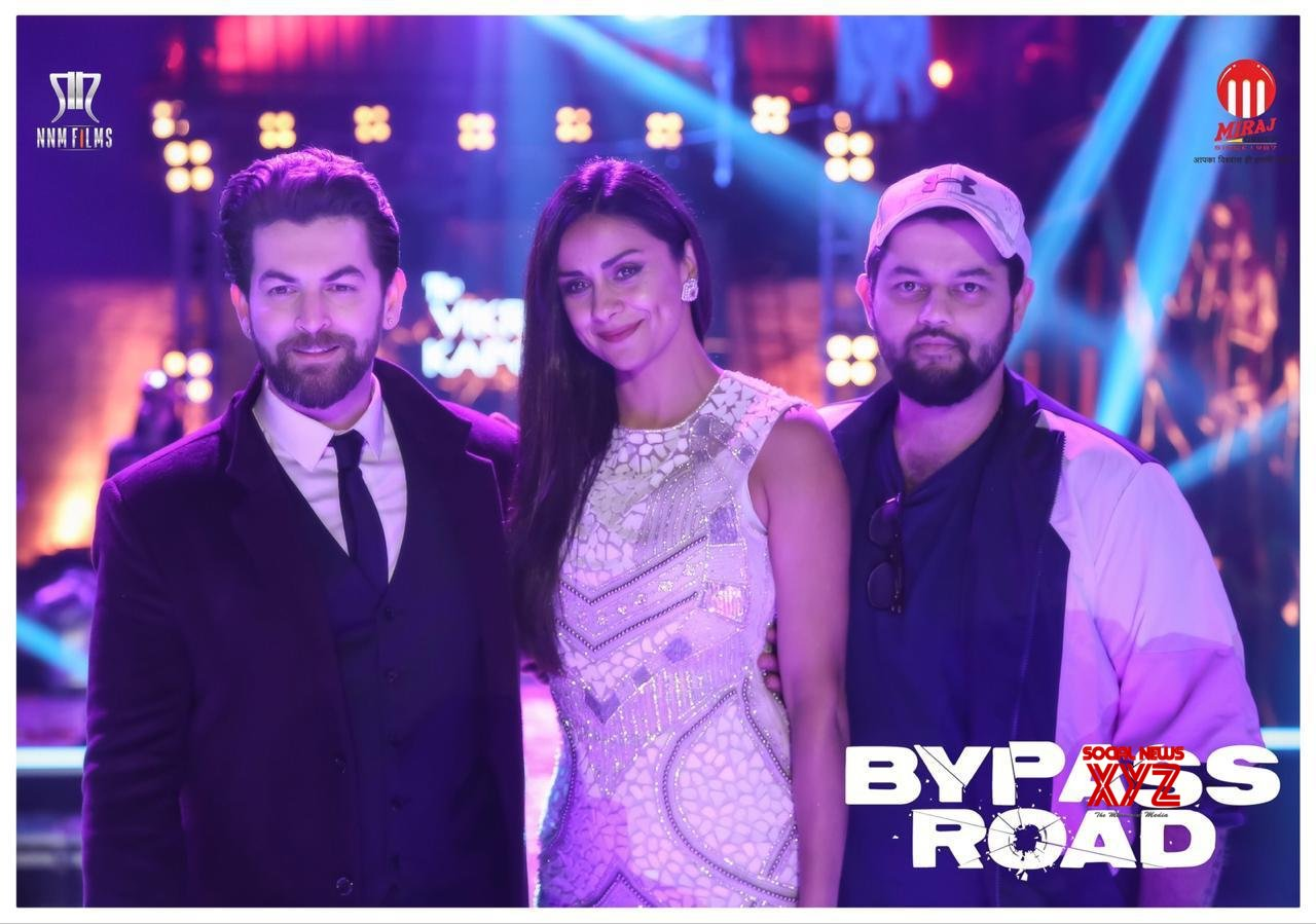Gul Panag Is Delighted After Wrapping Up Shoot For Her Upcoming Film Bypass Road With Neil Nitin Mukesh