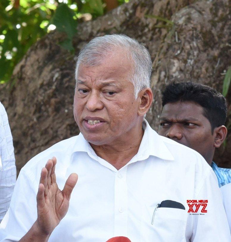 Faleiro cites Bible Commandment to slam BJP's Goa power grab