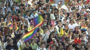 Taiwan votes to legalize same-sex marriage  (Video)