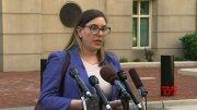 Defense, Prosecution on Manning back in jail  (Video)