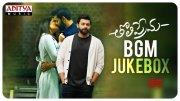 Tholi Prema - BGM Jukebox | Varun Tej, Raashi Khanna | SS Thaman (Video)