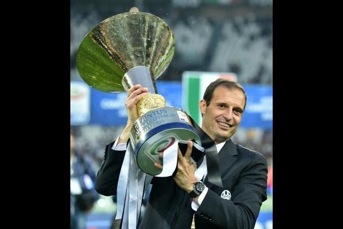 Allegri to leave Juventus season end