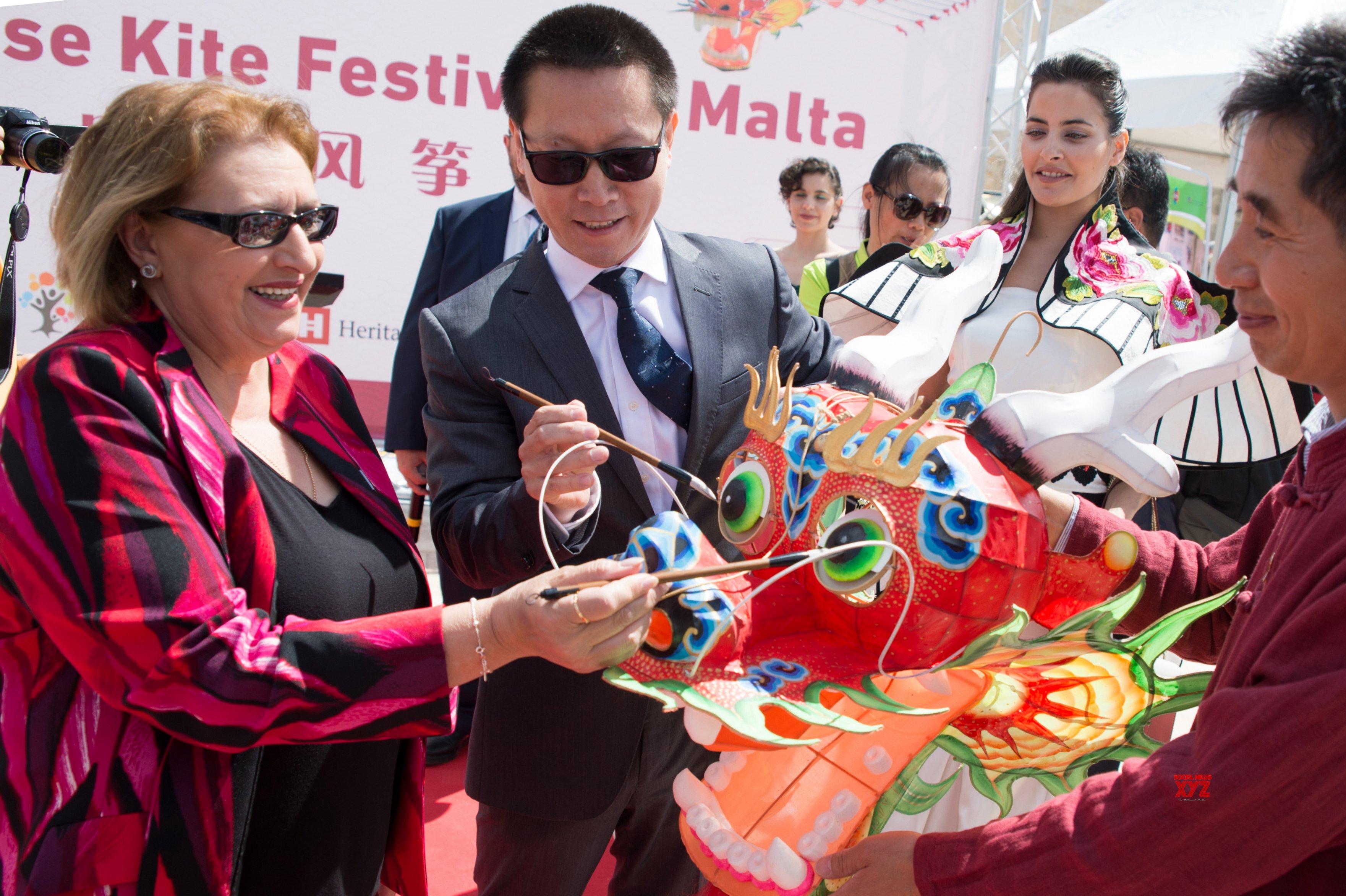 MALTA - VALLETTA - CHINESE KITE FESTIVAL #Gallery