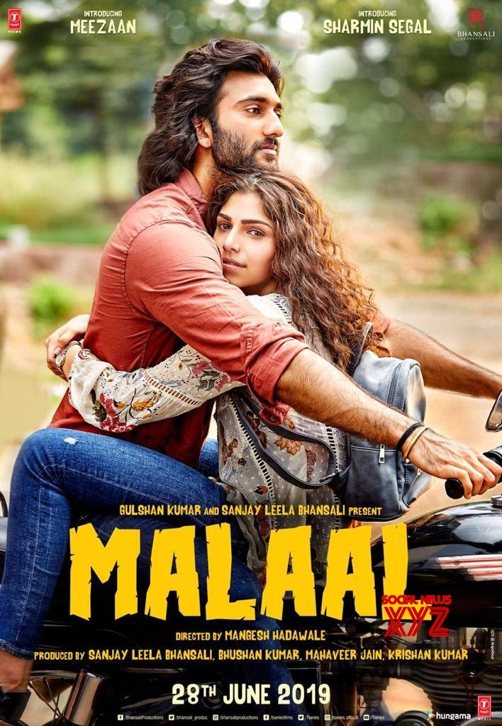 Malaal Movie First Look Poster