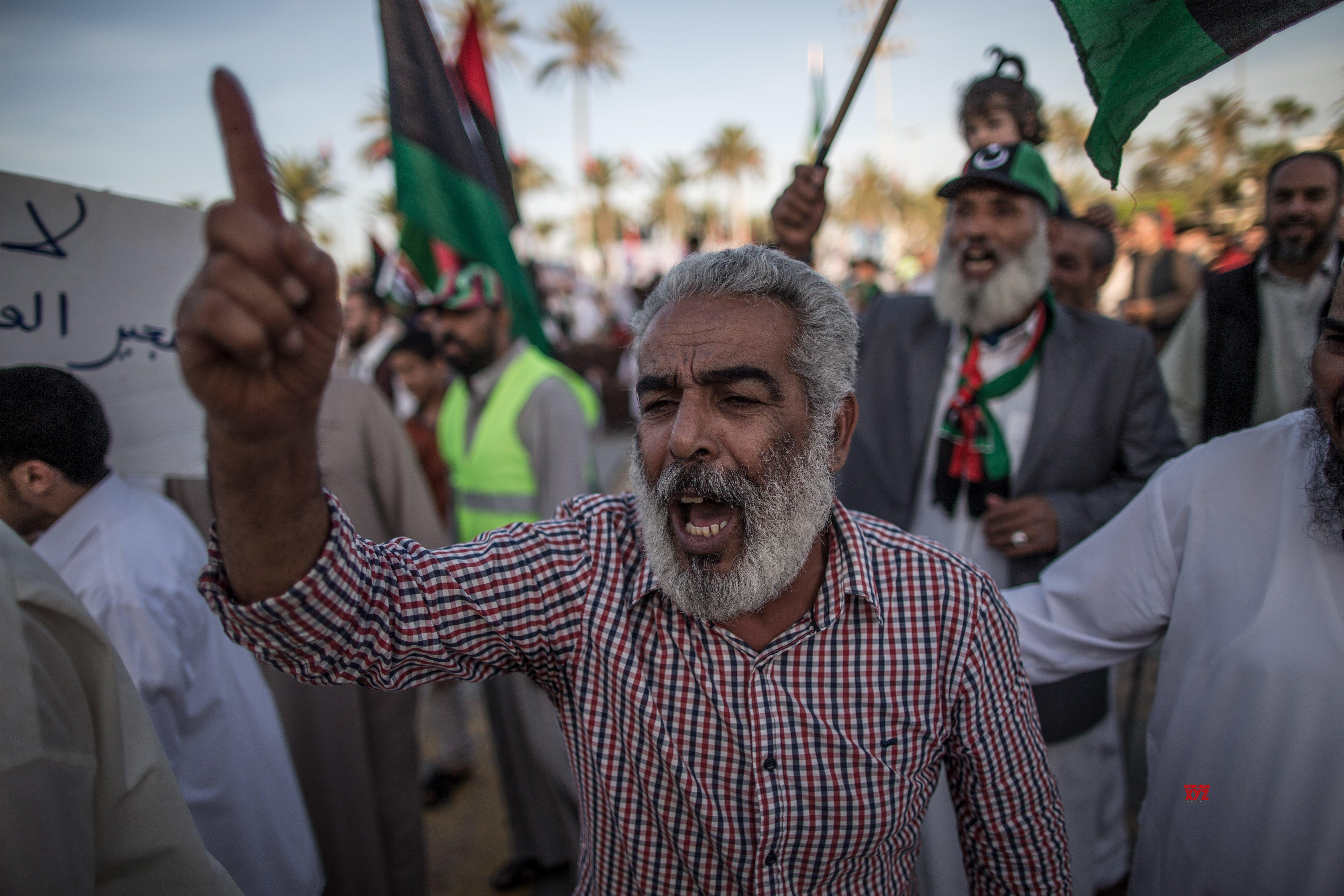 LIBYA - TRIPOLI - PROTEST #Gallery