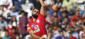 Mohammed Shami.(File Photo: IANS)