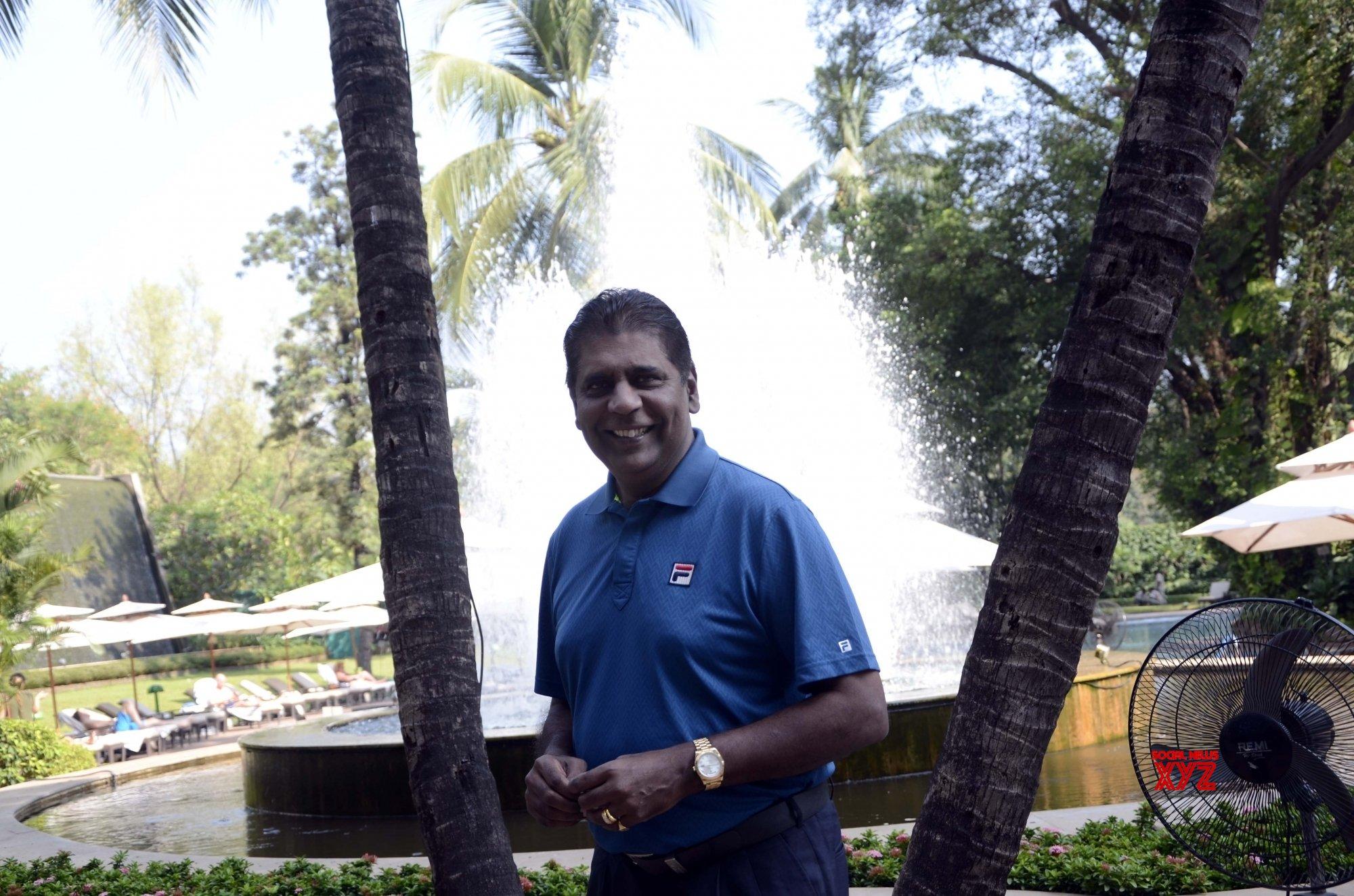 Vijay Amritraj graces Roland Garros India opening party