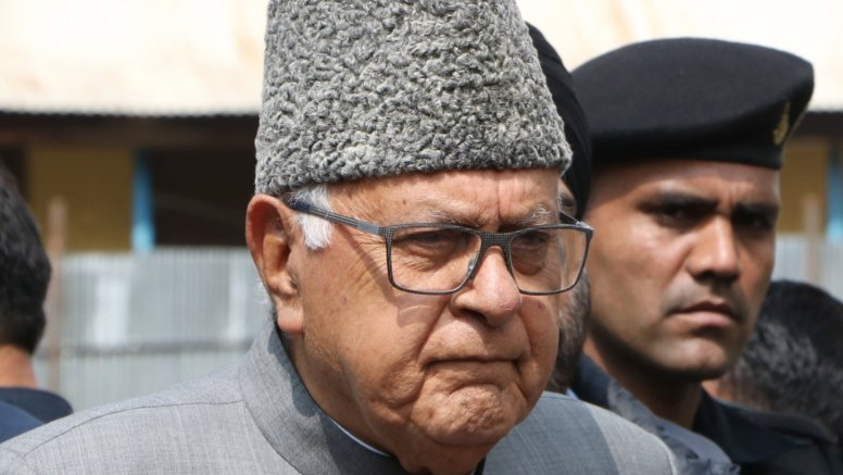 Solution of Kashmir issue must satisfy all: Farooq