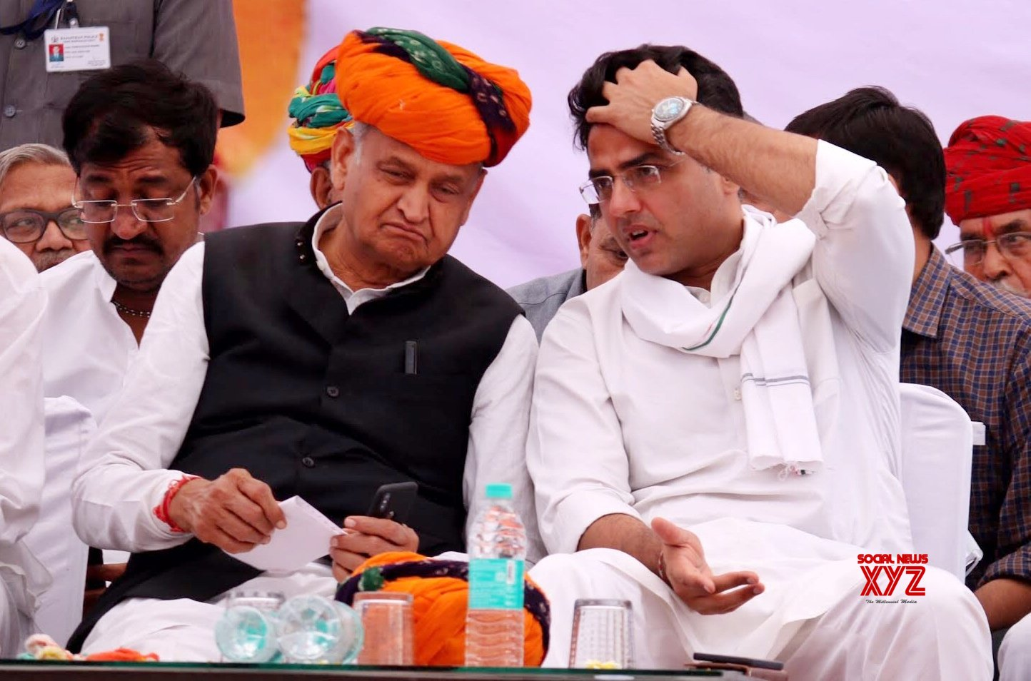 Congress sends emissary for balancing act in Rajasthan