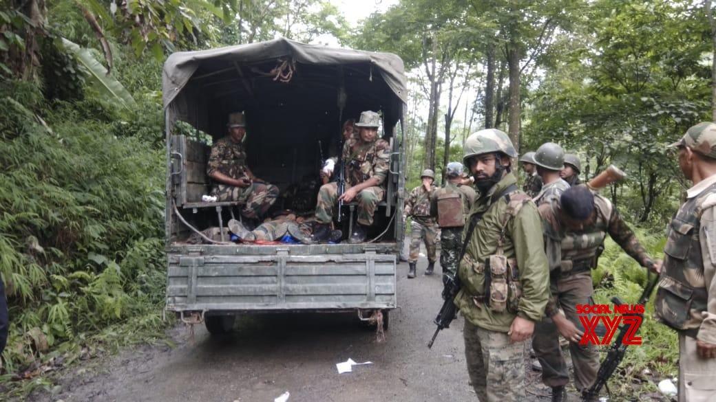 3 Assam Rifles soldiers killed near India-Myanmar border