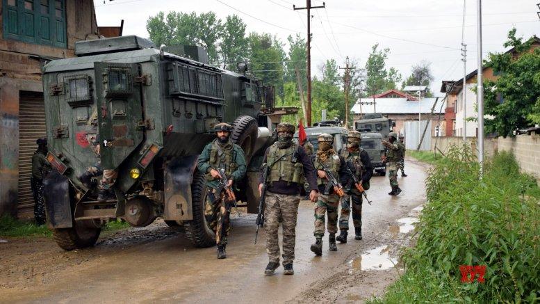 4 HM terrorists among nine killed in 24 hours in J&K