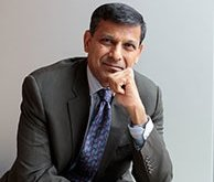 Former India's Reserve Bank Governor Raghuram Rajan, who is now a distinguished professor at Chicago University's Booth School of Business. (Photo: Chicago University)