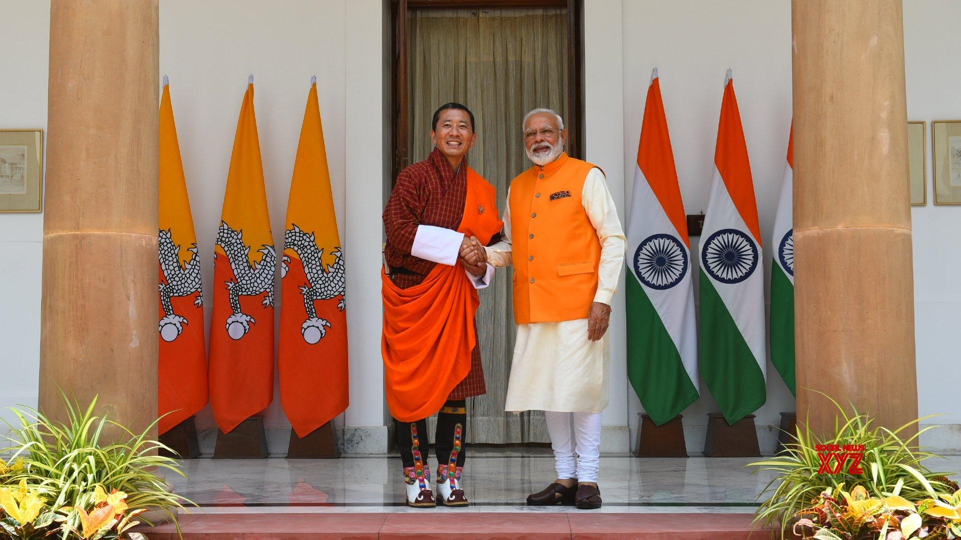 Modi is 'humble, natural', says Bhutan PM