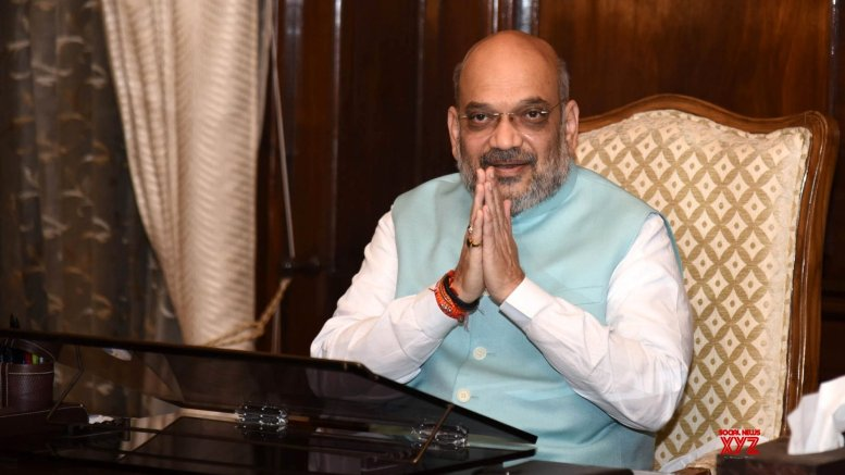 Amit Shah summons officials, reviews preparation to deal with flood situation