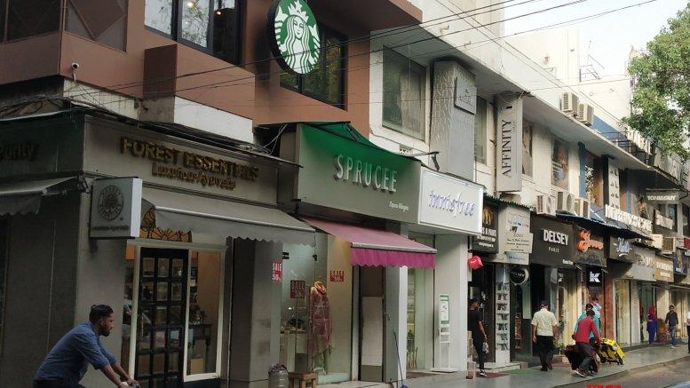 India's high street retail rentals decline amid Covid crisis