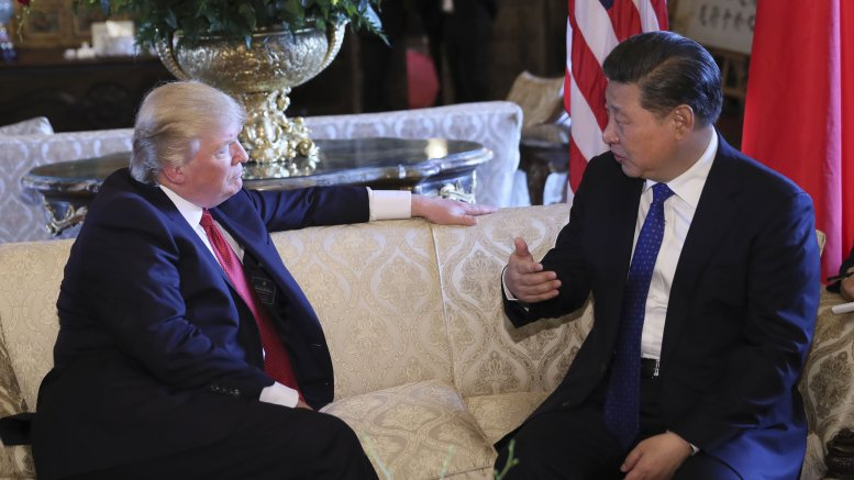 Trump says will speak with China's Xi later Thursday