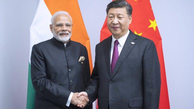 Modi greets Xi Jinping in Tamil, Mandarin and English